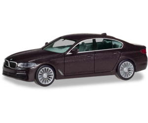 Herpa BMW 5er Limousine, Jatoba metallic (430692)