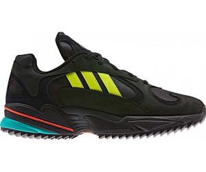 Adidas yung 1 trail scarpe nere giallo 152store neri