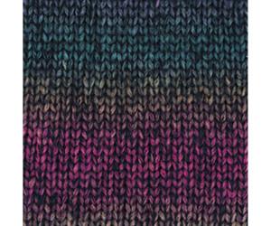 Fb Wolle Kreativ Lana Grossa Piuma 1 lila//pastellrosa//schwarz 50 g