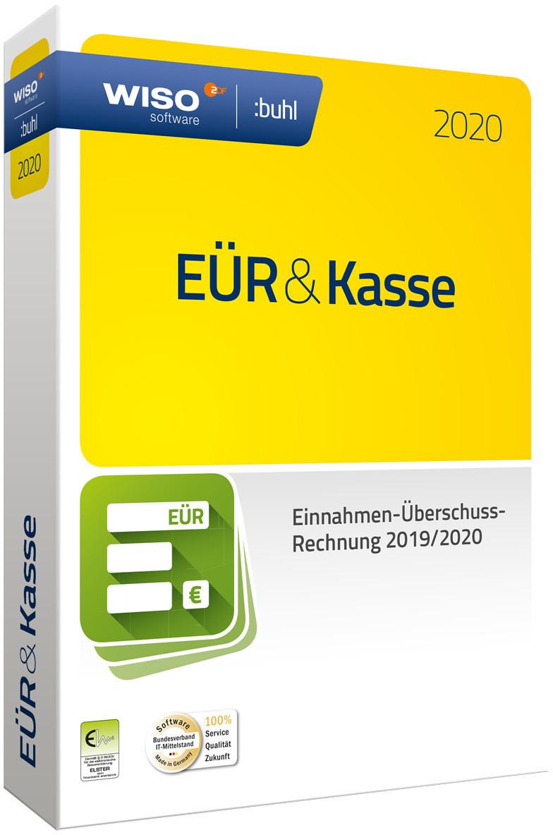 #Buhl EÜR & Kasse 2020 (Win) (Box)#