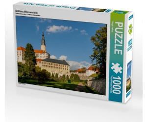 Calvendo Schloss Weesenstein 1000 Teile Foto-Puzzle [4056502632757]