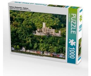 Calvendo Schloss Stolzenfels Koblenz 1000 Teile [4059478481190]