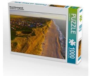 Calvendo Strand Wenningstedt 1000 Teile Foto-Puzzle [4056502506041]