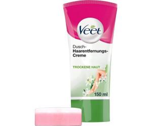 Buy Veet Shower Hair Removal Cream For Dry Skin 150 Ml From