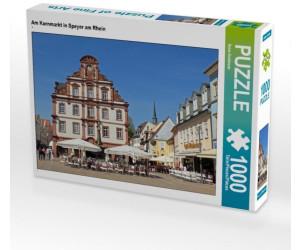 Calvendo Am Kornmarkt in Speyer am Rhein 1000 Teile [4059477221599]