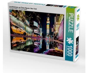 Calvendo Leuchtreklame am Times Square New York 1000 [4056502571698]
