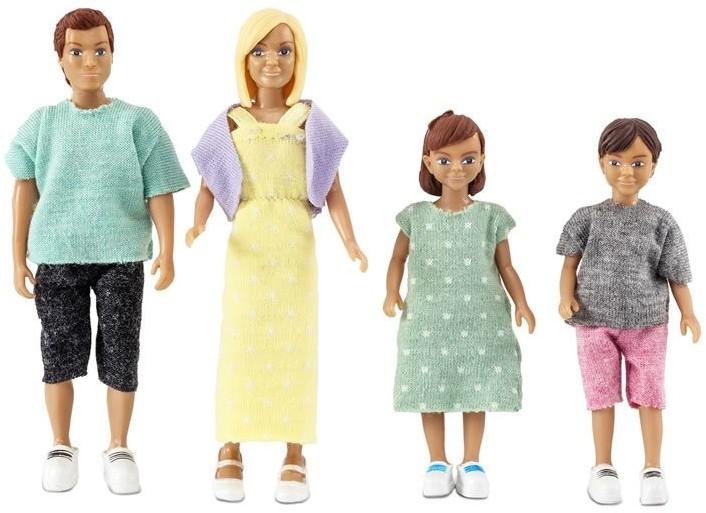 Lundby Puppenfamilie