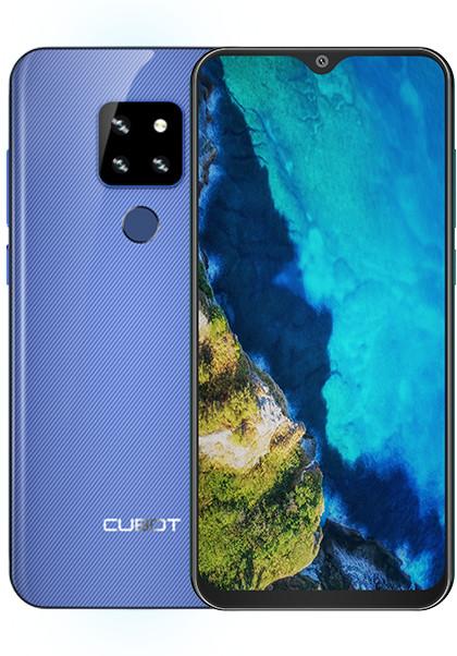 Image of Cubot P30 Blue