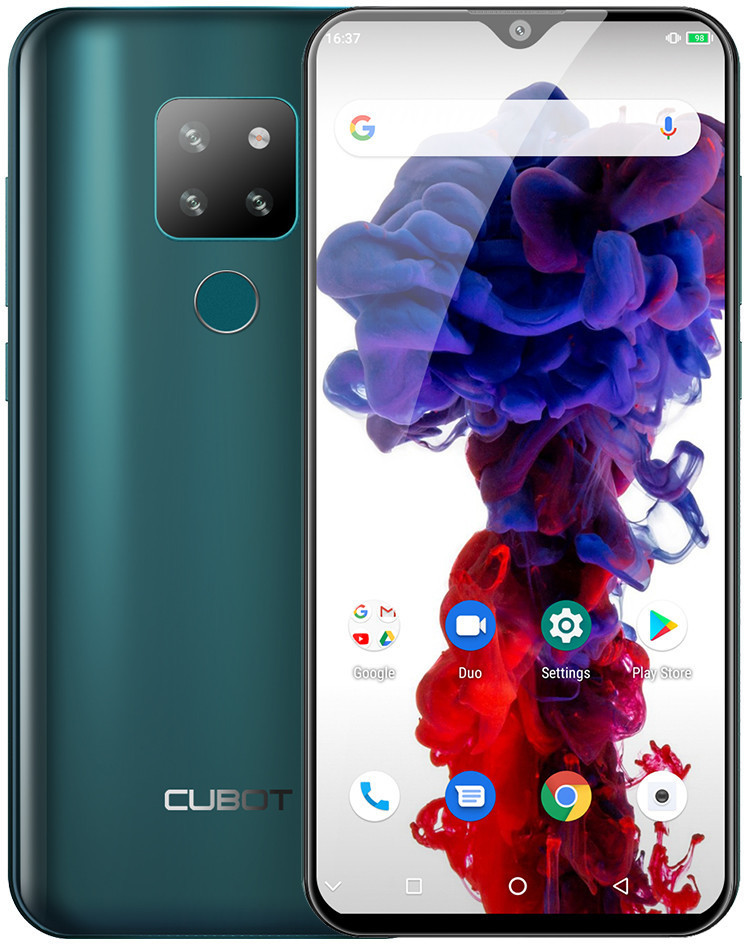 Image of Cubot P30 Green