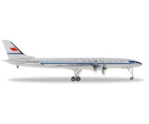Herpa Aeroflot Tupolev TU-114 Kennung: