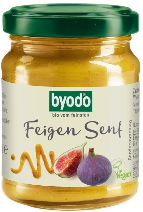 byodo Feigensenf (125ml)