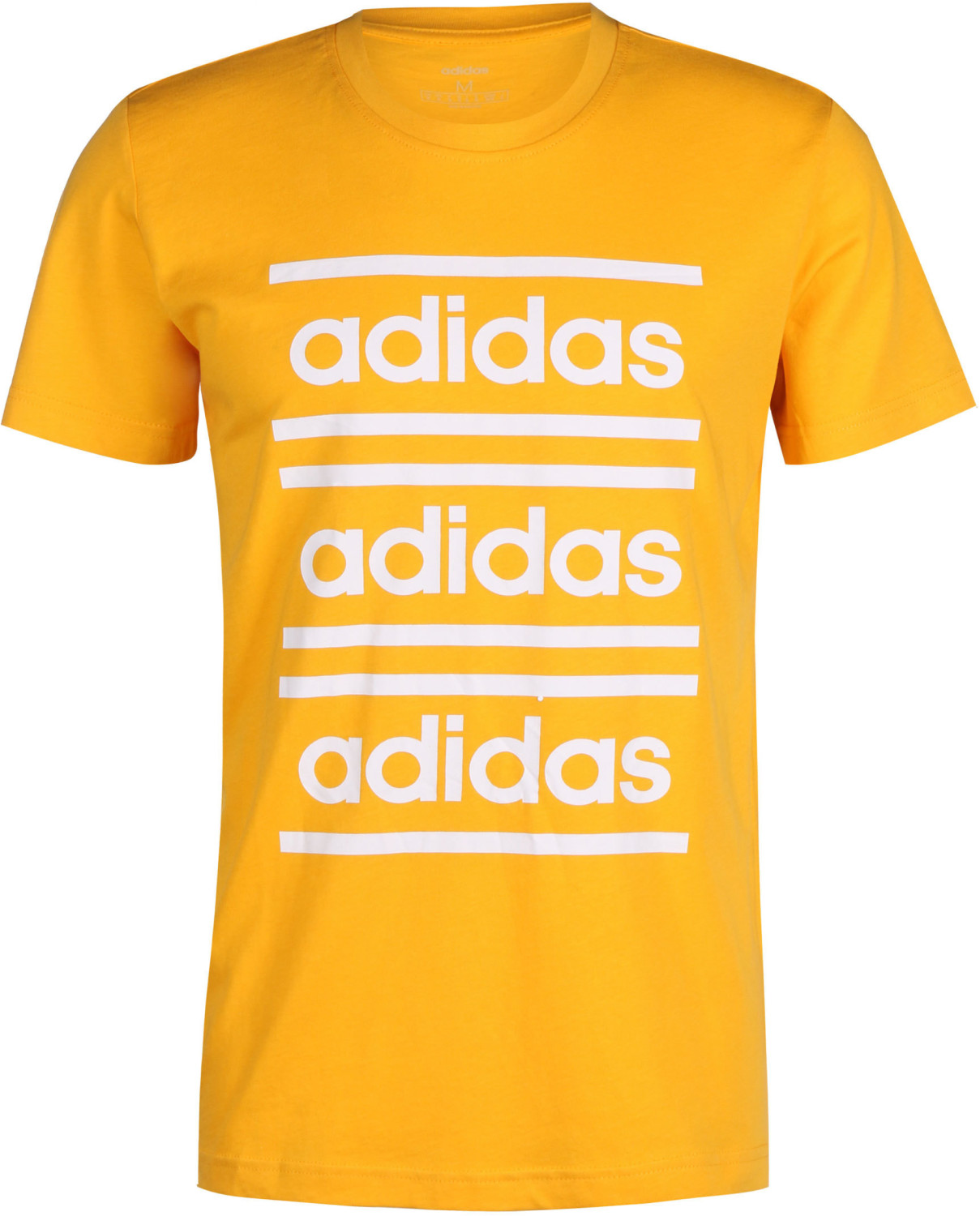 Image of Adidas Celebrate The 90s T-Shirt yellow