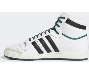 Adidas Top Ten Hi cloud whitecore blackcollegiate green au