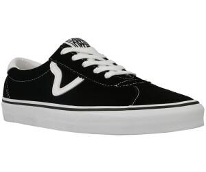 Vans Sport Shoes (VN0A4BU6A6O) suede black ab 46,39