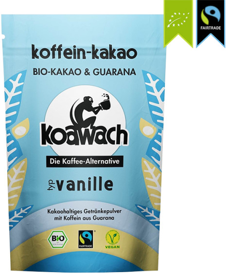 Koawach BIo Vanille (100g)
