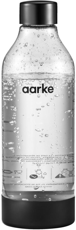 Image of Aarke Water bottle black