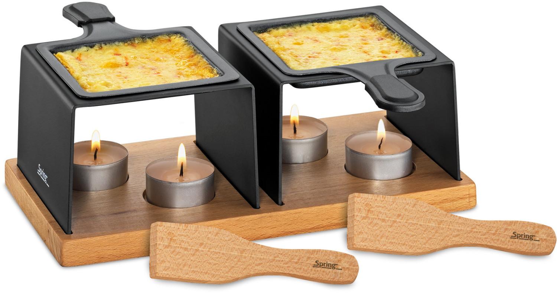 #Spring Käse-Raclette-Set Spring Gourmet 2#