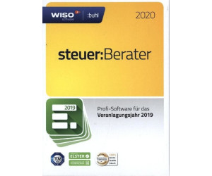 Buhl WISO steuer:Berater 2020 ab 68,19 € (Februar 2021 ...