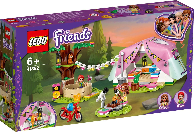 LEGO Friends - Le camping glamour dans la nature (41392)