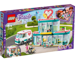 Lego Friends Krankenhaus Von Heartlake City 41394 Ab 42 97 Preisvergleich Bei Idealo De