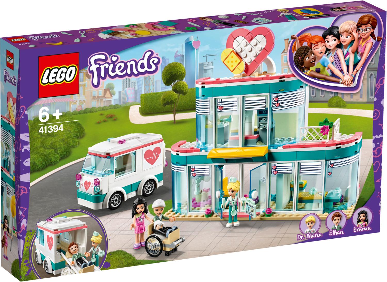 LEGO Friends - L'hôpital de Heartlake City (41394)
