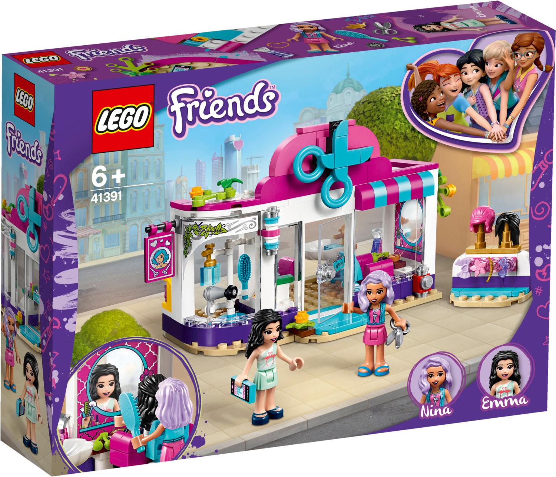 LEGO Friends - Le salon de coiffure de Heartlake City (41391)