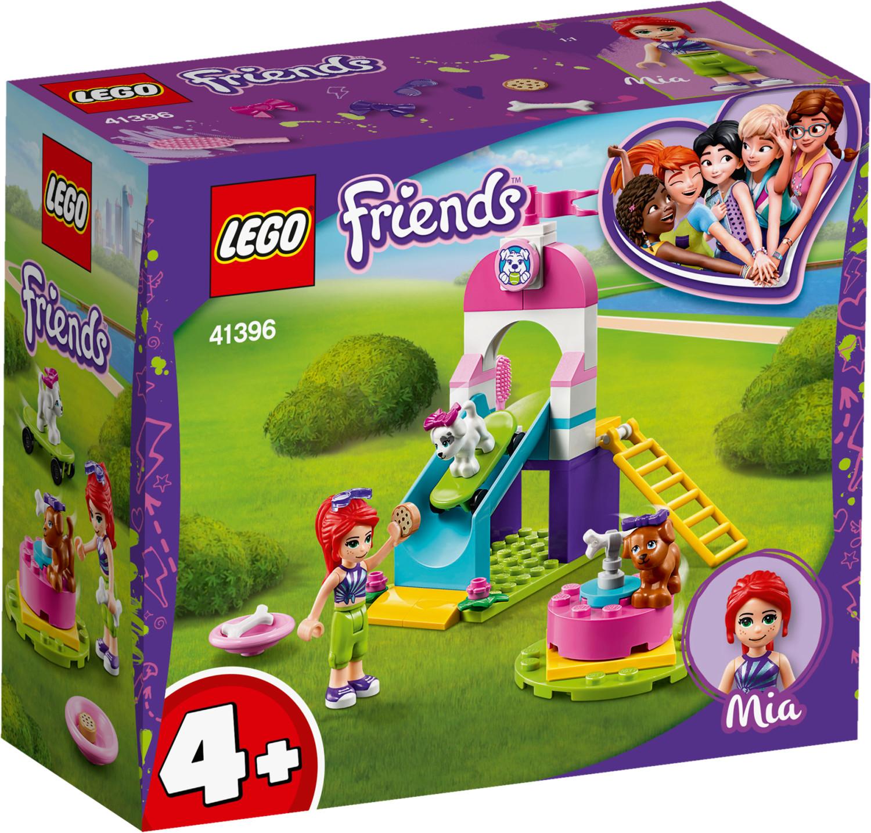 LEGO Friends - L'aire de jeux des bébés chiens (41396)