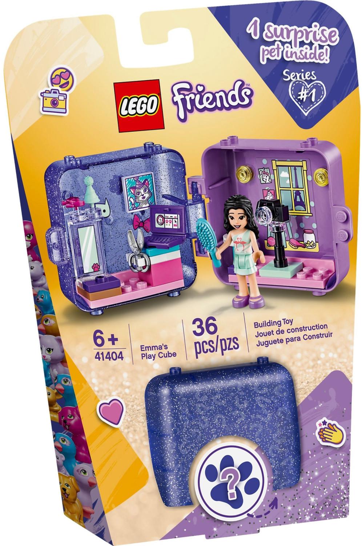 LEGO Friends - Le cube de jeu d'Emma (41404)