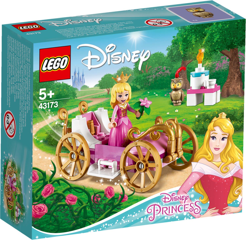 LEGO Disney Princess - Le carrosse royal d'Aurore (43173)