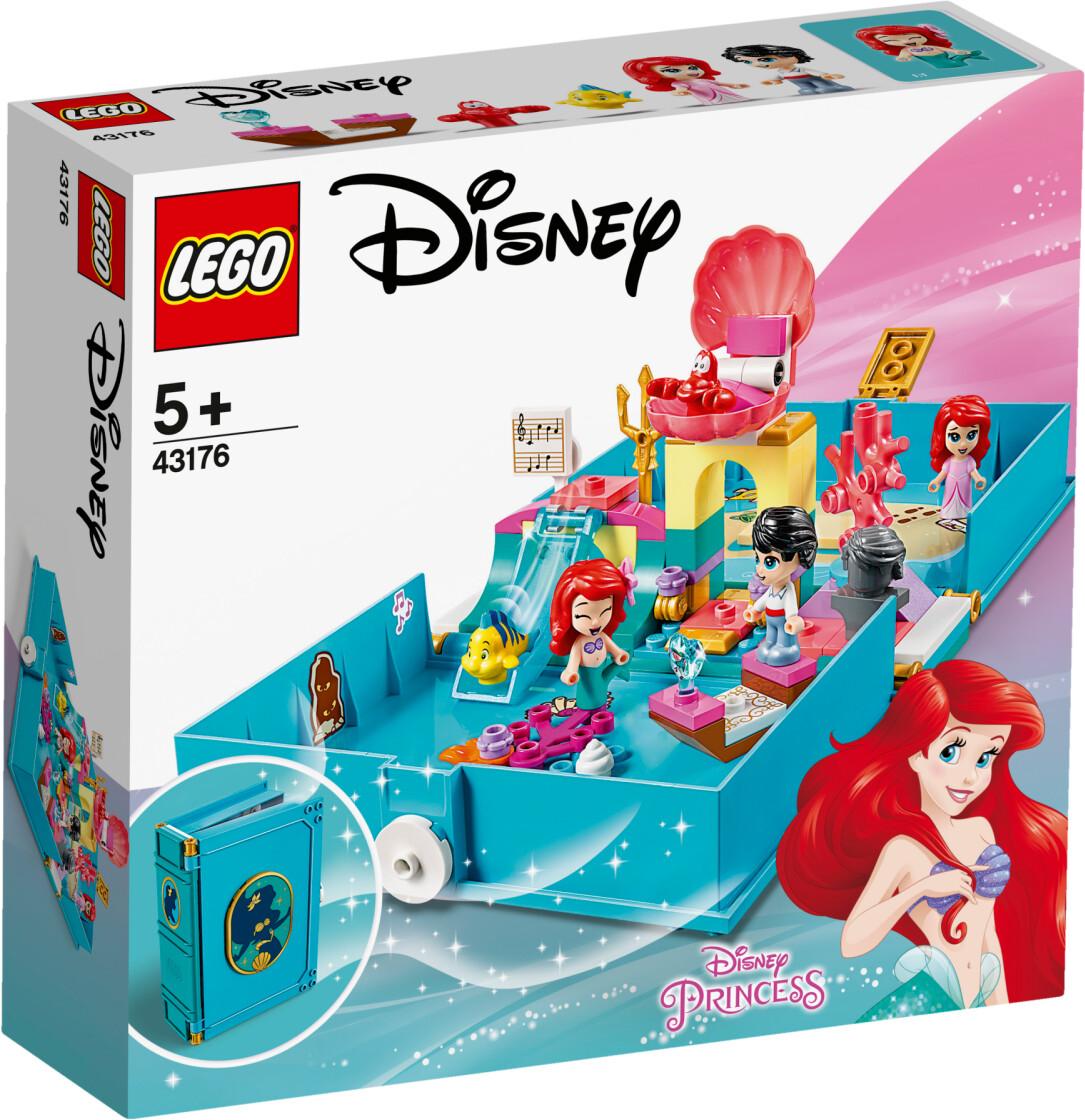 LEGO Disney Princess - Les aventures d'Ariel dans un livre de contes (43176)
