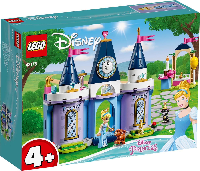 LEGO Disney Princess - La célébration au château de Cendrillon (43178)