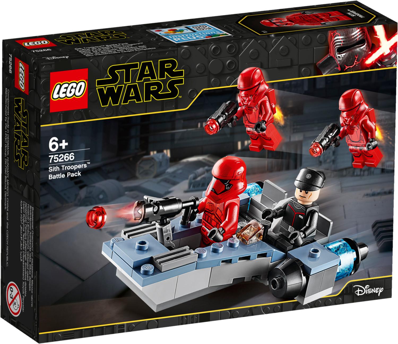 LEGO Star Wars - Coffret de bataille Sith Troopers (75266)