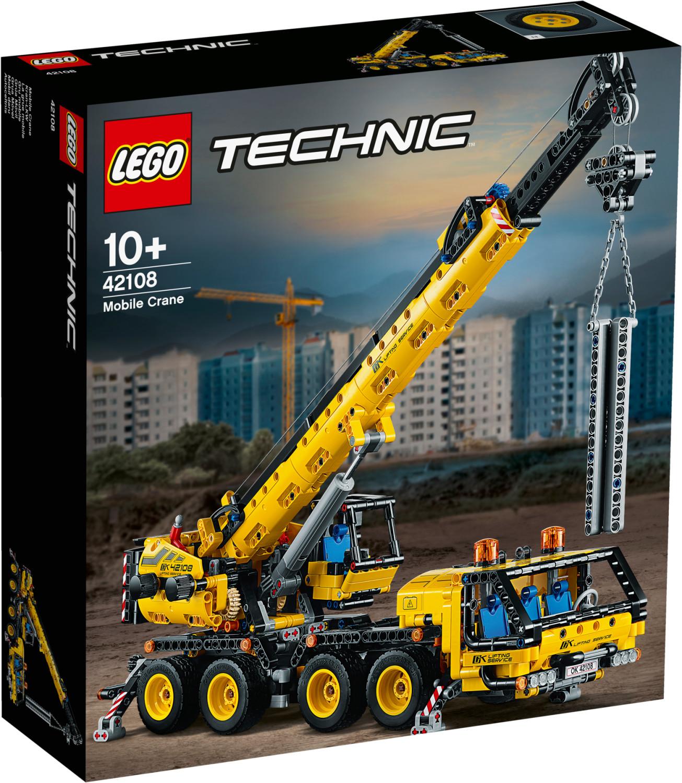 LEGO Technic - La grue mobile (42108)