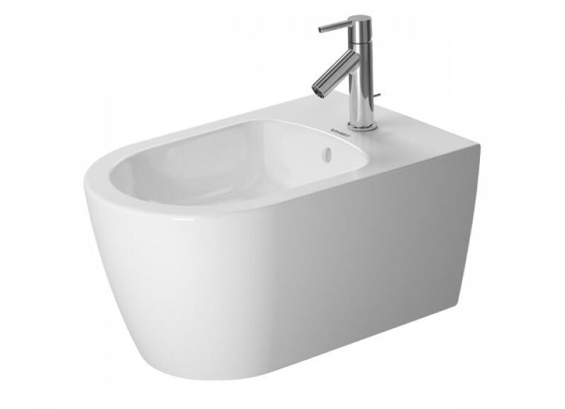 Duravit Wand-Bidet 37 x 57 cm weiß matt (2288153200 )