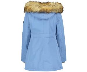 marc o polo jacke blau nylon damen