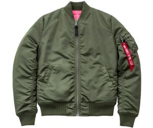 Alpha Industries MA 1 TT Long sage green (176101 01) ab 114