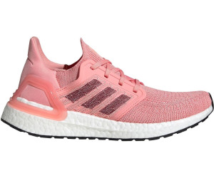 Adidas Ultraboost 20 W glory pinkmaroonsignal coral ab 161