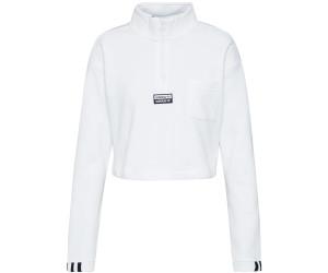 Adidas Women's Originals Cropped Sweatshirt white (FM2505