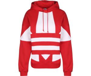 Adidas Women Originals Large Logo Hoodie red (FS1307) ab 51