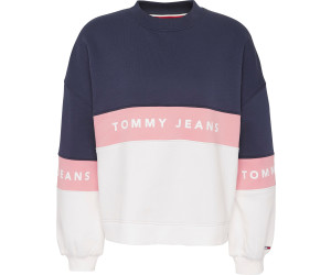 Tommy Hilfiger Colour Blocked Crew Neck Sweater classic