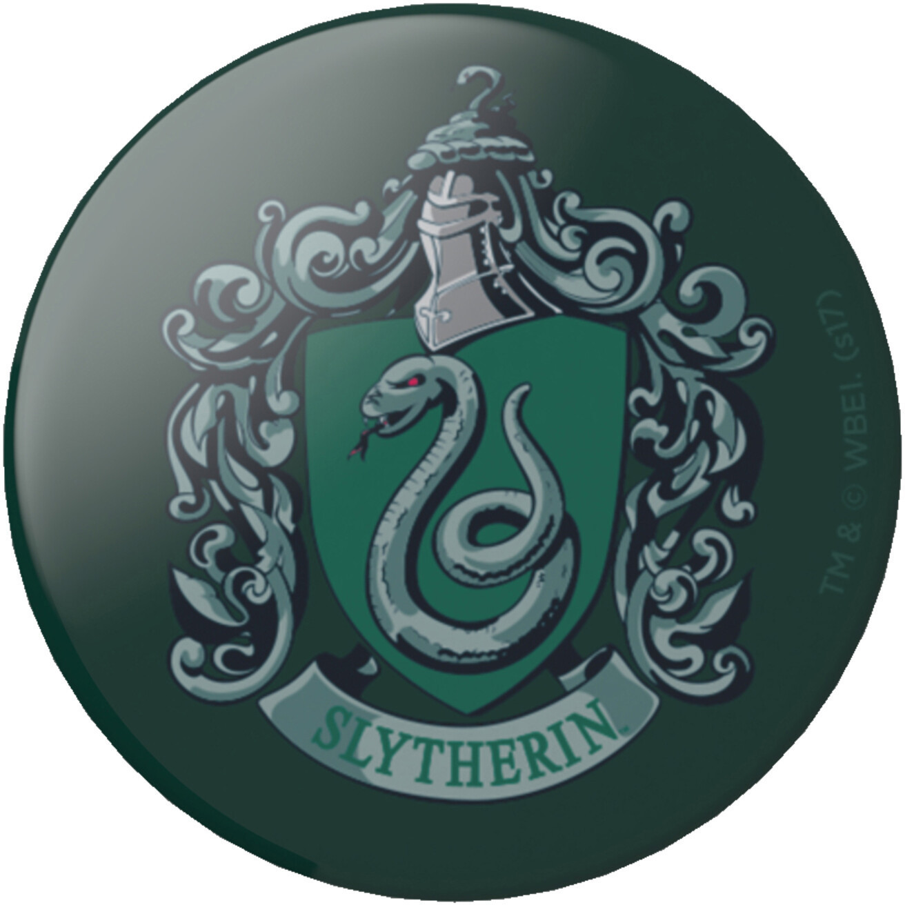 PopSockets Swappable Grip Slytherin
