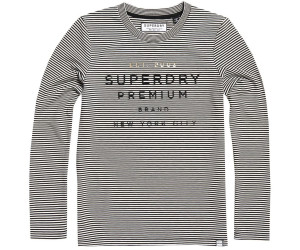 Superdry Dunne Stripe LS Graphic Top black (W6000004A) ab 25