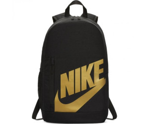 Nike Elemental Kids Backpack blackblackmetallic gold
