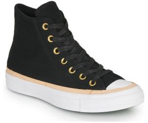 Converse Chuck Taylor All Star Leather Hi Vachetta Dark ab