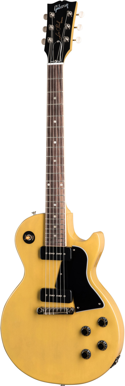 Image of Gibson Les Paul Special 2019 TY TV Yellow