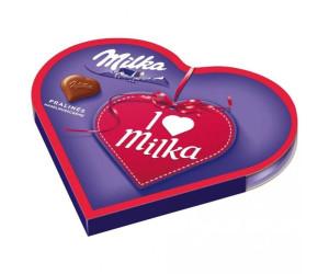 Milka I Love Milka Herz Haselnusscrème (44g)