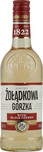 Dovgan Zoladkowa Gorzka Schwarzkirsche 0,5l 30%