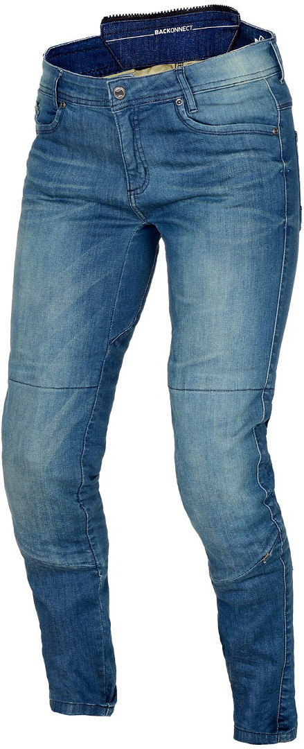 Macna Jenny Jeans blau