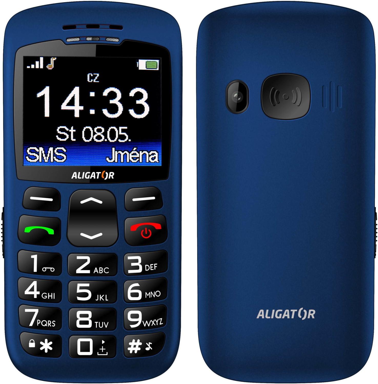 Aligator A670 Blue