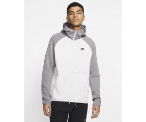 Nike Men's Full Zip Hoodie Tech Fleece Vast GreyGunsmoke